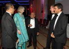 Home Secretary Rt Hon Theresa May with Mr.Najib Khan