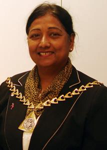 Liberal Democrat Councillor for Riverside Ward